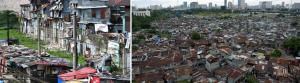 フィリピンスラム街